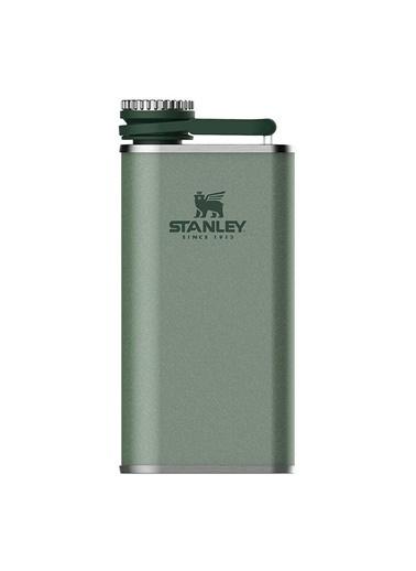 Stanley Klasik Paslanmaz Çelik Cep Matarası 0.23 Lt Yeşil